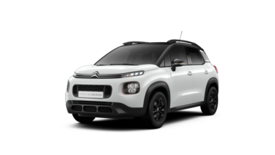 Nuevo C3 Aircross SUV - Origins