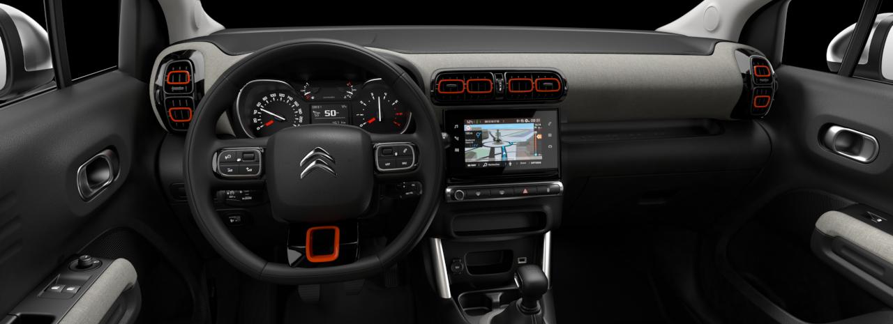 C3 Aircross, SUV