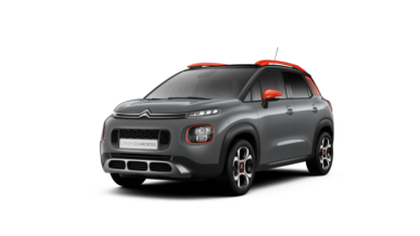 C3 Aircross SUV - InspiredBy