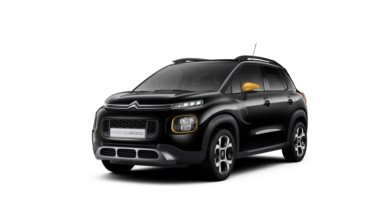 C3 Aircross SUV - Rip Curl