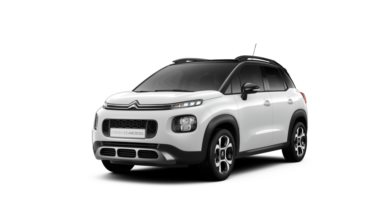 C3 Aircross SUV - Shine Pack