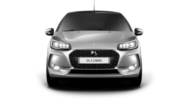 DS 3 Cabrio - SO CHIC