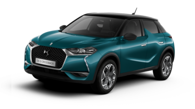 DS 3 CROSSBACK SUV - Be Chic