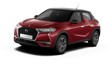 DS 3 CROSSBACK PureTech 100 Manual Be Chic