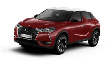 DS 3 CROSSBACK SUV - Connected Chic