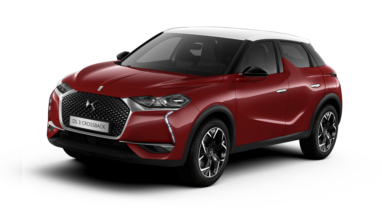 DS 3 CROSSBACK PureTech 100 manual CONNECTED CHIC