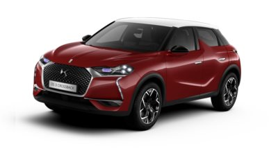 DS 3 CROSSBACK - Connected Chic