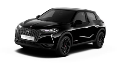 DS 3 CROSSBACK SUV - PERFORMANCE LINE+
