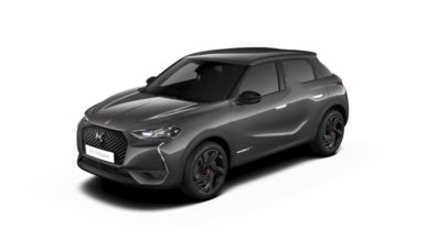 DS 3 CROSSBACK SUV - PERFORMANCE LINE +