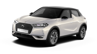 DS 3 CROSSBACK - Grand Chic