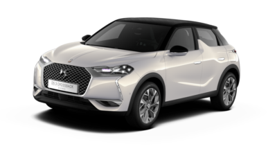 DS 3 CROSSBACK SUV