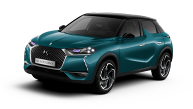 DS 3 CROSSBACK SUV - Grand Chic