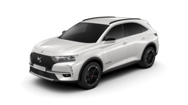 DS 7 CROSSBACK - PERFORMANCE Line