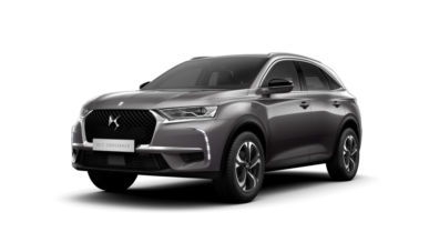 DS 7 CROSSBACK SUV - BE CHIC