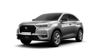 DS 7 Crossback - Drive Efficiency Business