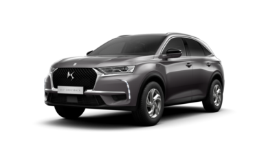 DS 7 CROSSBACK SUV - BUSINESS DRIVE EFFICIENCY