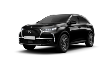 DS 7 Crossback - Drive Efficiency Executive