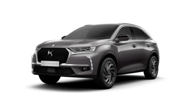 DS 7 Crossback - So Chic Drive Efficiency