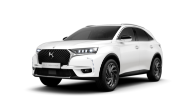 DS 7 CROSSBACK - Drive Efficiency So Chic