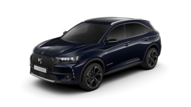 DS 7 CROSSBACK SUV - Louvre