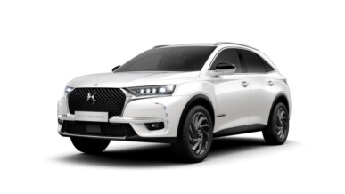 DS 7 CROSSBACK - Drive Efficiency Grand Chic