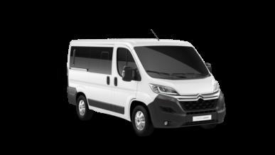 Jumper Van (5 - 9 Sitze) - Live