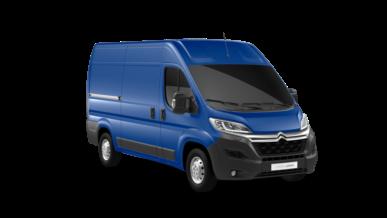 Jumper Tôlé 33 L2H2 BlueHDi 120 S&S BVM6 Driver