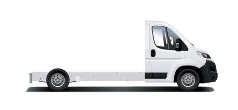 Jumper EASY PACK - Benne basculante avec dos cabine