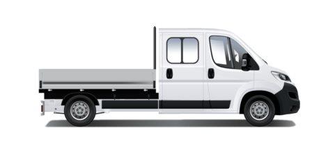 Jumper Plateau Dble Cab 35 L3 BlueHDi 120 S&S BVM6