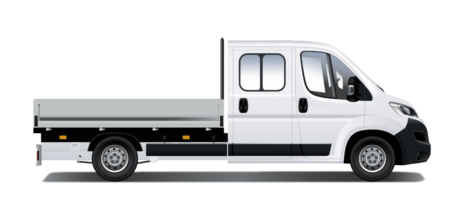 Jumper Plat. Dble Cab 4-35 L4 BlueHDi 140 S&S BVM6