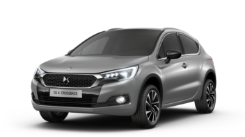 DS 4 Crossback - Connected Chic