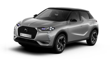 DS 3 Crossback SUV - SO CHIC