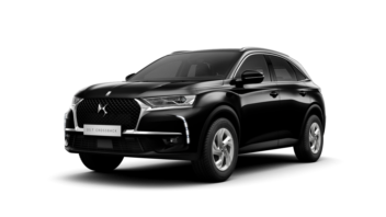 DS 7 Crossback - Drive Efficiency Chic