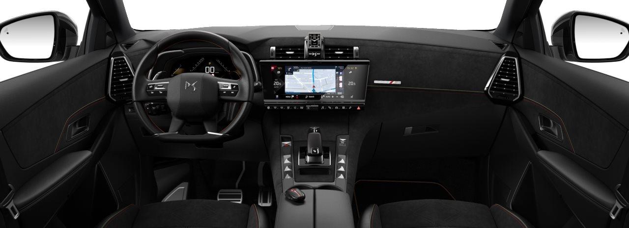 DS 7 Crossback, SUV