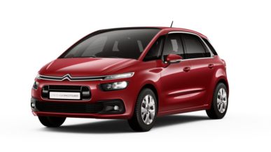 C4 Picasso Van (max. 5 Sitze) - C4 SpaceTourer - Selection