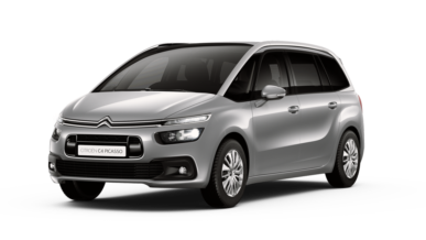 Grand C4 Picasso - Swiss Family Edition