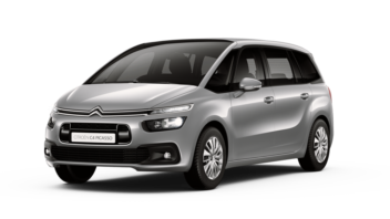 NEW GD C4 PICASSO BlueHDi 120 S&S EAT6 FEEL