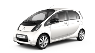 C-ZERO_ Citycar elettrica - SEDUCTION