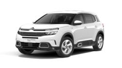 Nieuwe C5 Aircross SUV Hybrid