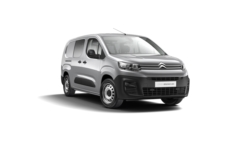Berlingo Van Double Cabine