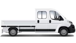 Jumper Plató-duplakabin 330 L2
