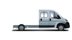 Jumper Fahrgestell Doppelkabine